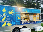 Basnight's Lone Cedar Outer Banks Seafood Restaurant, Food Truck at Farm Aid Festival in Hartford, CT