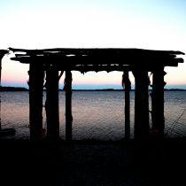 Basnight's Lone Cedar Outer Banks Seafood Restaurant, Garden Patio Weddings
